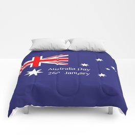 Australia Day Comforters