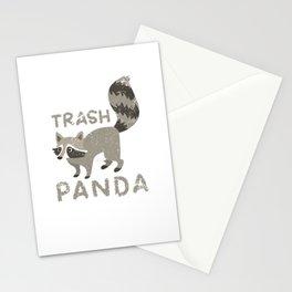 Racoon Trash Panda Stationery Cards