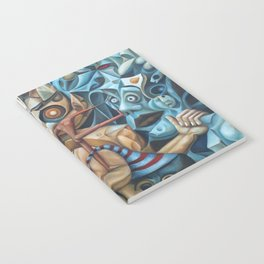 The Sea In The Fish Notebook