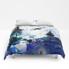 Yukon Ho! Comforters