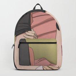 Yin Darker than Black  Backpack