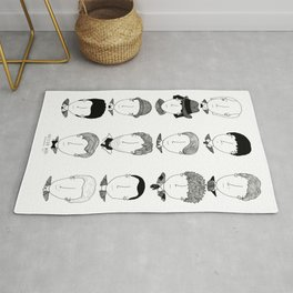 Doctor Who: The Doctors Rug