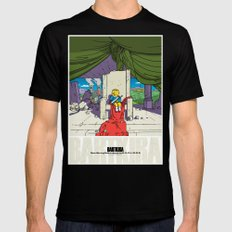 Bartkira / Neo-Springfield Poster  LARGE Mens Fitted Tee Black