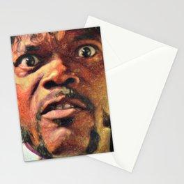 Jules Winnfield Stationery Cards