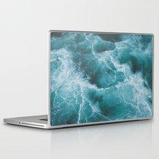 Electric Ocean Laptop & iPad Skin