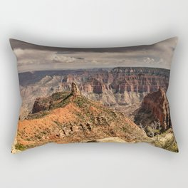 North_Rim Grand_Canyon, Arizona - 4 Rectangular Pillow