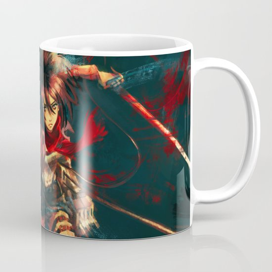Worth a Hundred Soldiers Mug