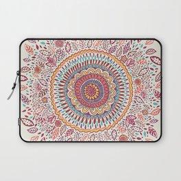 Sunflower Mandala Laptop Sleeve