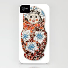 Babushka Slim Case iPhone (4, 4s)