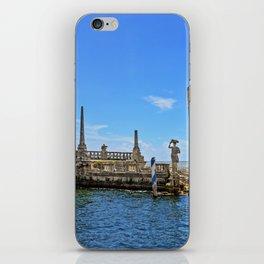 Vizcaya Barge Adventures iPhone Skin