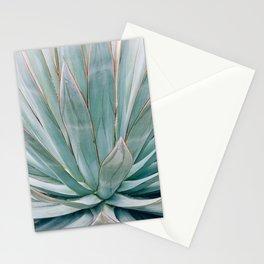 Minimalist Agave Stationery Cards