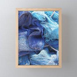 jetsam 2 Framed Mini Art Print