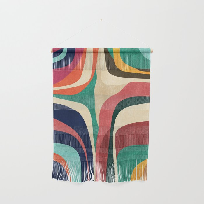 Impossible contour map Wall Hanging