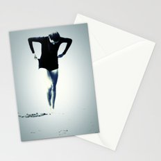 Woman Emerging Stationery Cards