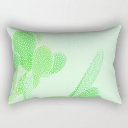 Opuntia Mint Rectangular Pillow