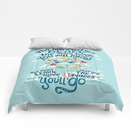 Go places Comforters