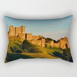 Dover Castle Rectangular Pillow