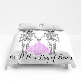 Bag of Bones Comforters