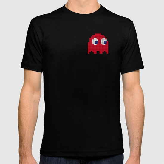 Pac-Man Red Ghost T-shirt
