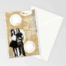 Walking Through Fire... Stationery Cards