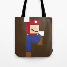 Let's Go Minimal! Tote Bag