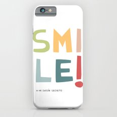SMILE iPhone 6s Slim Case