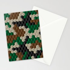 CUBOUFLAGE Stationery Cards