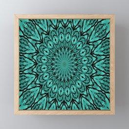 Feel Expressing Framed Mini Art Print