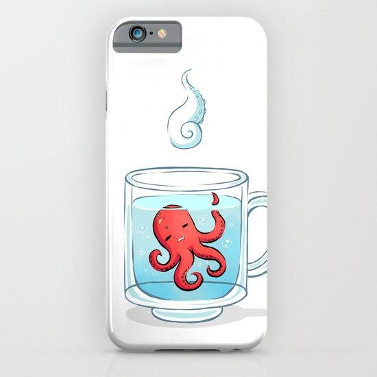 Octopus Tea iPhone & iPod Case