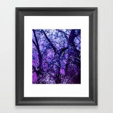 Tree Spirit II Framed Art Print