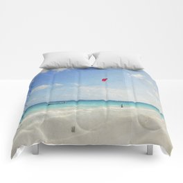 Carribean sea 4 Comforters