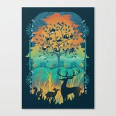 Natural Wonders Canvas Print