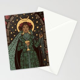 Our Lady Queen of Cups Stationery Cards