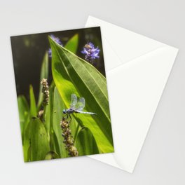 Great Blue Skimmer, No. 2 Stationery Cards