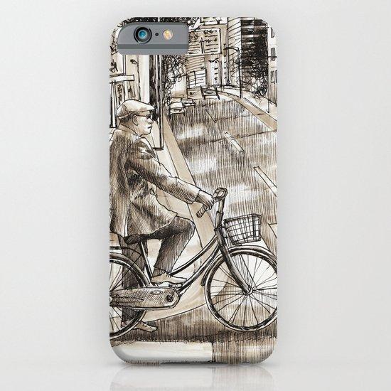 City Ride iPhone & iPod Case