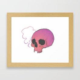 PNK AS FK Framed Art Print
