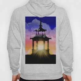 Energy flows where attention goes Hoody