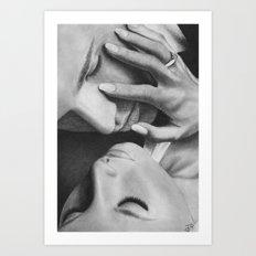 A Thing Called Love Art Print