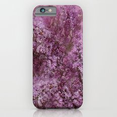 Lilac Splash iPhone 6 Slim Case
