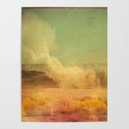 I dreamed a storm of colors Poster