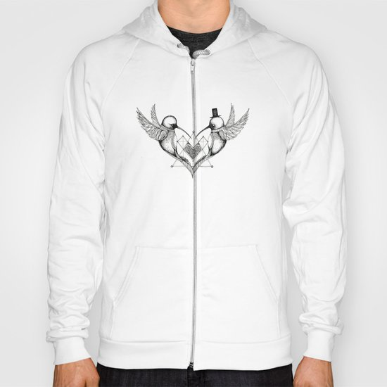 'Humming Birds' Hoody