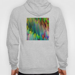 Mythical Fantasy, Forest: Fractal Abstract Art Hoody