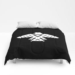 Thunderbird flag - Inverse edition version Comforters