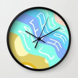 Merge, Champ Wall Clock
