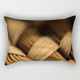 Waves of sweet grass  Rectangular Pillow