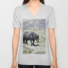 Majestic Traveler Unisex V-Neck