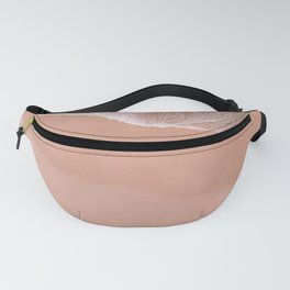 pastel at the beach Fanny Pack
