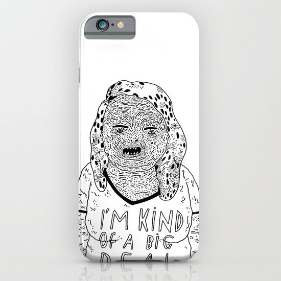BIG DEAL iPhone & iPod Case