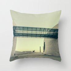 Champalimaud Foundation II Throw Pillow