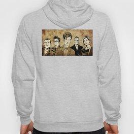 Doctor Who - Nine, Ten, Eleven, Twelve, and Thirteen Hoody